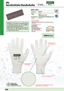 thumbnail of STRONG HAND – beschichtete Handschuhe