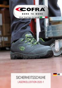 thumbnail of Hauptkatalog COFRA Schuhe = 2021